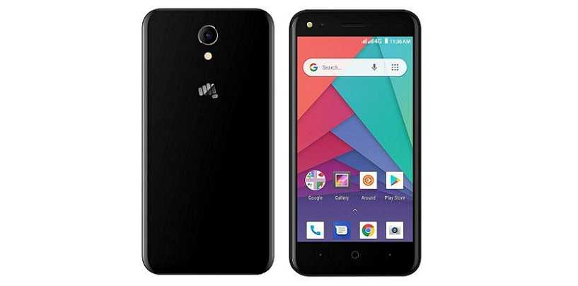 Micromax Launches Android Go-based Bharat Go Smartphone