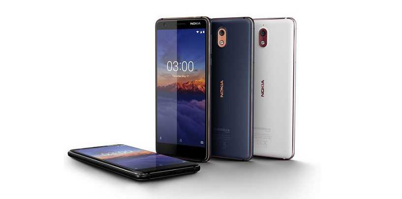 Nokia 5.1, 3.1 And 2.1 Launched