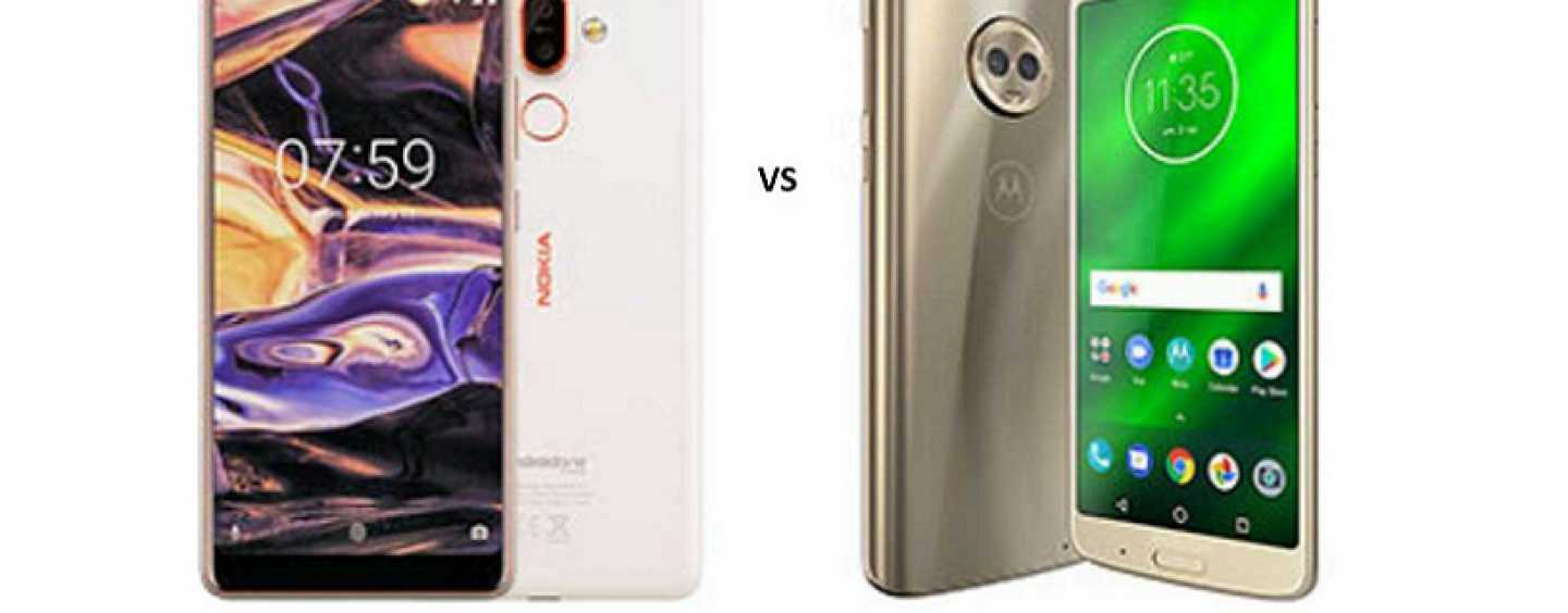 Nokia 7 Plus vs Moto G6 Plus: Price, Specifications and Performance compared