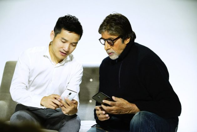 OnePlus 6 Showed Off in a Tweet by Amitabh Bachchan
