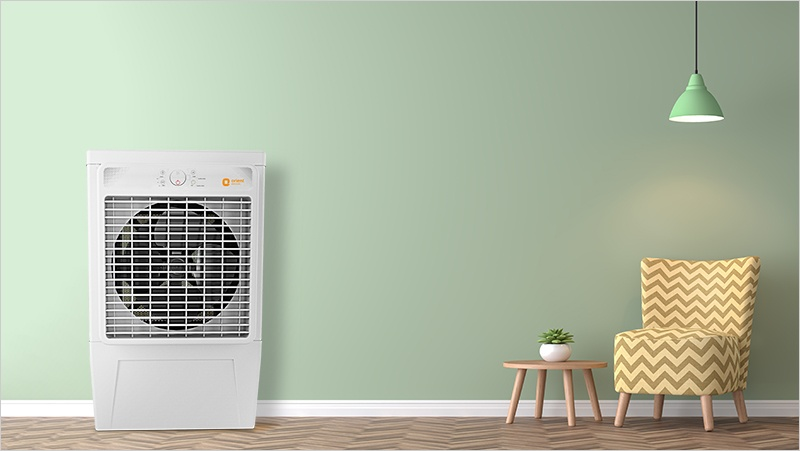 Orient Launches Powerful DesertStorm Air Cooler To Blow Away The Heat