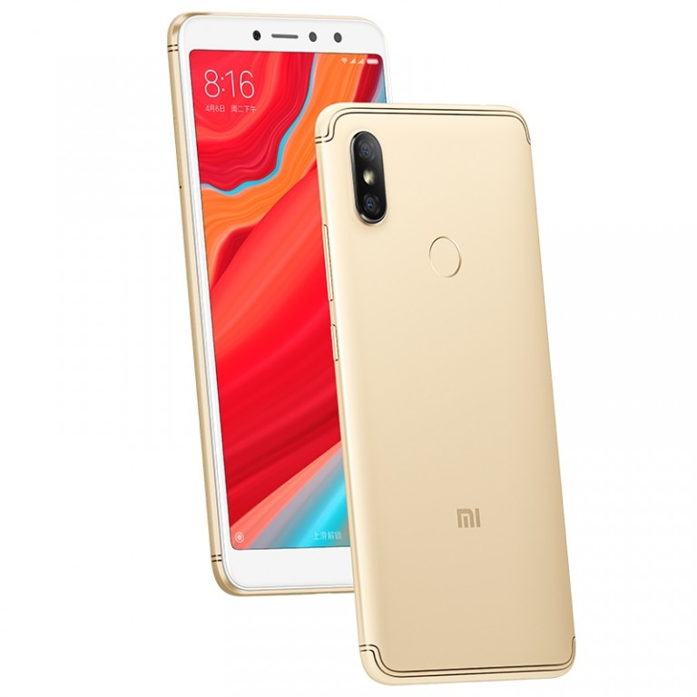 Redmi S2 Gold