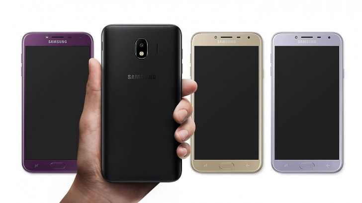 Samsung Galaxy J4 with Super AMOLED Display Silently Launched