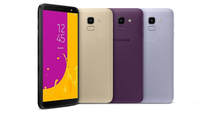 Samsung Launches Four New Smartphones Under Galaxy J and A Series: J6, J8, A6 and A6+