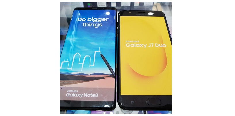Samsung Galaxy Note 8 Cheaper By Rs. 10000; Priced At Rs. 49,900