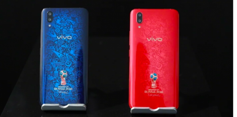 Vivo X21 FIFA World Cup 2018 Extraordinaire Edition Launched For $581