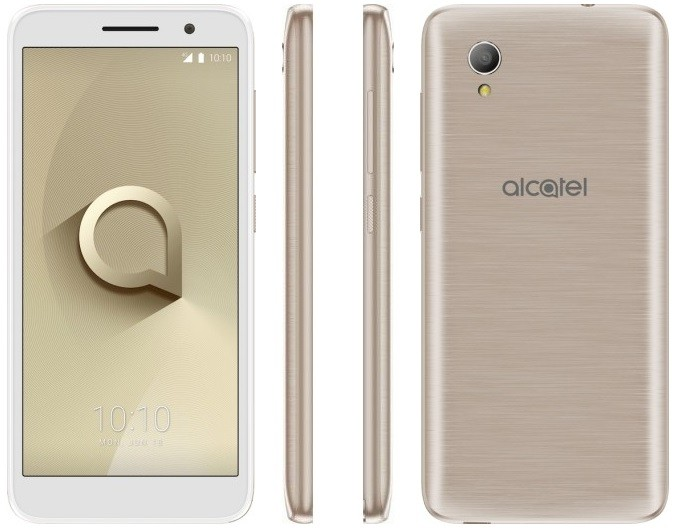 Alcatel 1 Will be The Cheapest Android Go Smartphone