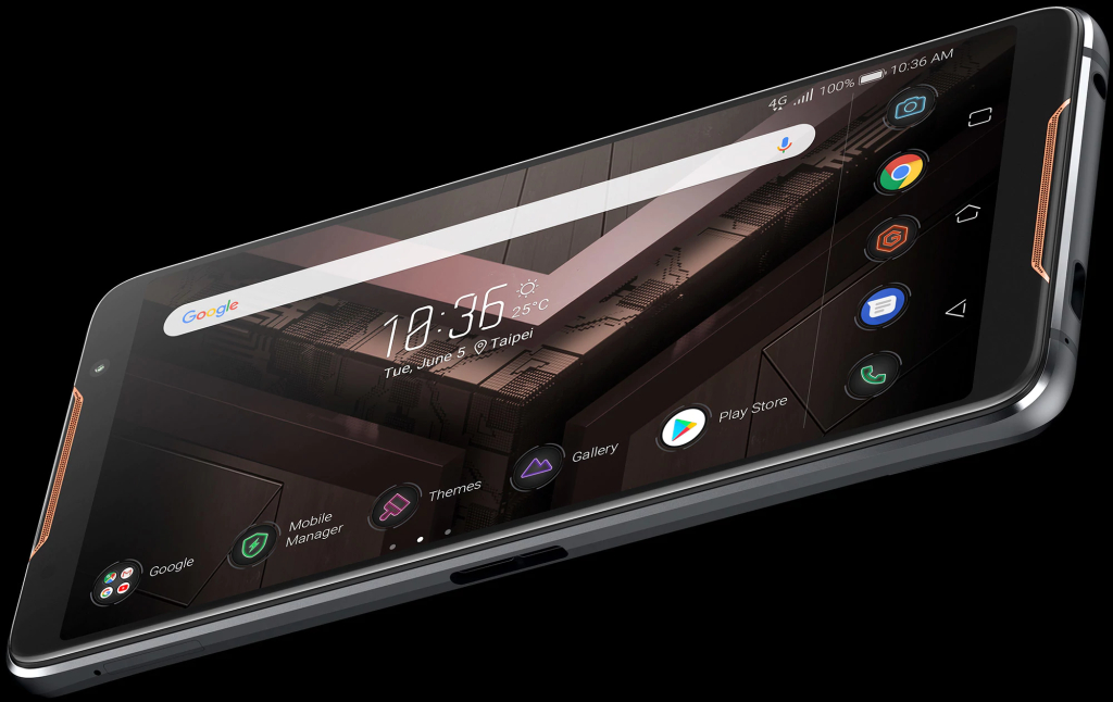 ASUS Announced ROG – A High-End Gaming Phone