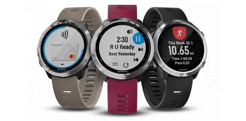 Garmin Forerunner 645 Music GPS Smartwatch Launched At Rs. 39,990