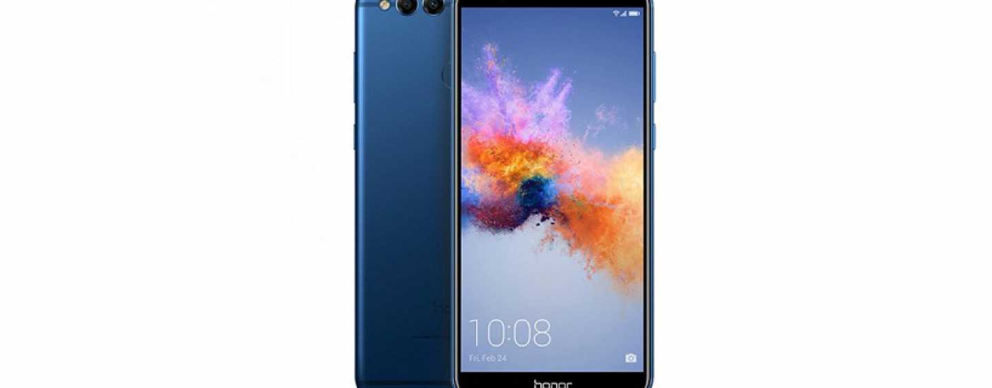 Honor 7X Price Slashed, Will Now Start at Rs. 11,999