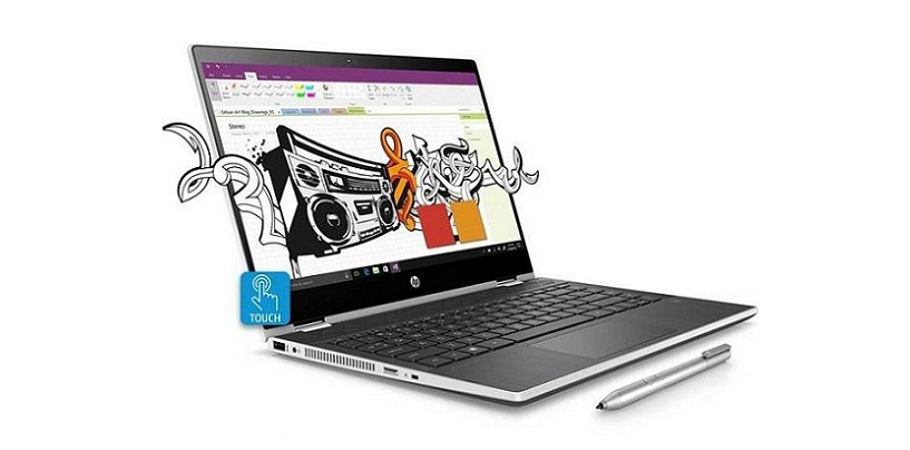 HP Pavilion x360 Laptop With Stylus Pen Launched In India