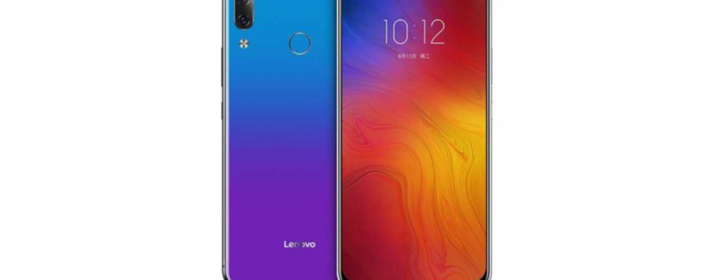 Lenovo Z5 Launched but It Is NOT Bezel-less
