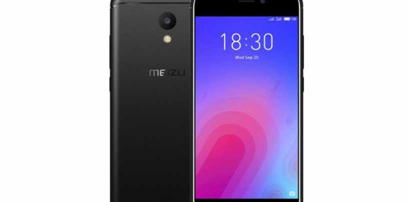 Meizu M6 with 5.2-inch Display Listed on Amazon India Website with a Price Tag of Rs. 7699