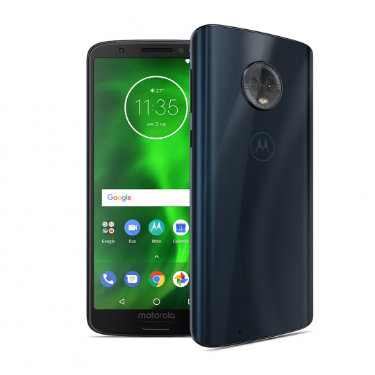 Moto G6 Launched in India