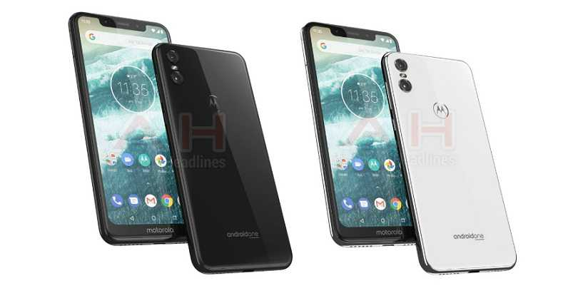 Motorola One Leaked in Render: Could be Launched on August 2