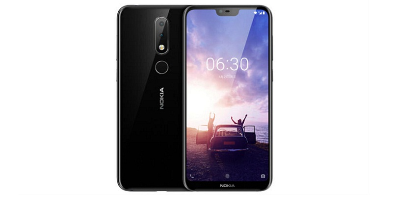 Nokia X6 users can now hide the notch