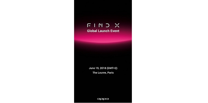Oppo Find Series to Make a Comeback with Find X on June 19