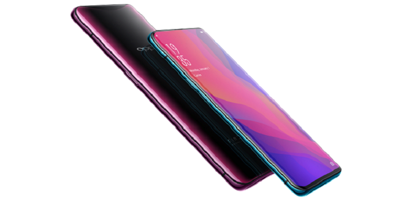 Oppo Find X Launched with Pop-up Camera Set up and Truly Bezel-less Display