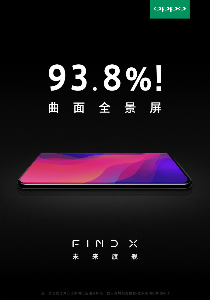 oppo-find-x-screen-to-body-ratio