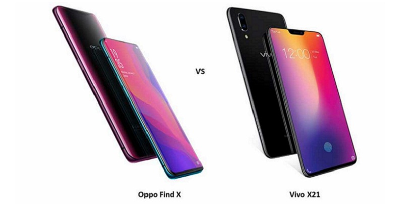 Oppo Find X vs Vivo X21: Which is a Better Buy?