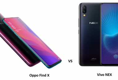 Oppo Find X vs Vivo NEX: The Battle of Full-Screen Smartphones and Pop-up Cameras