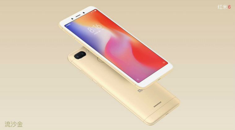 Xiaomi Redmi 6 and Redmi 6A Budget Smartphones Launched in China