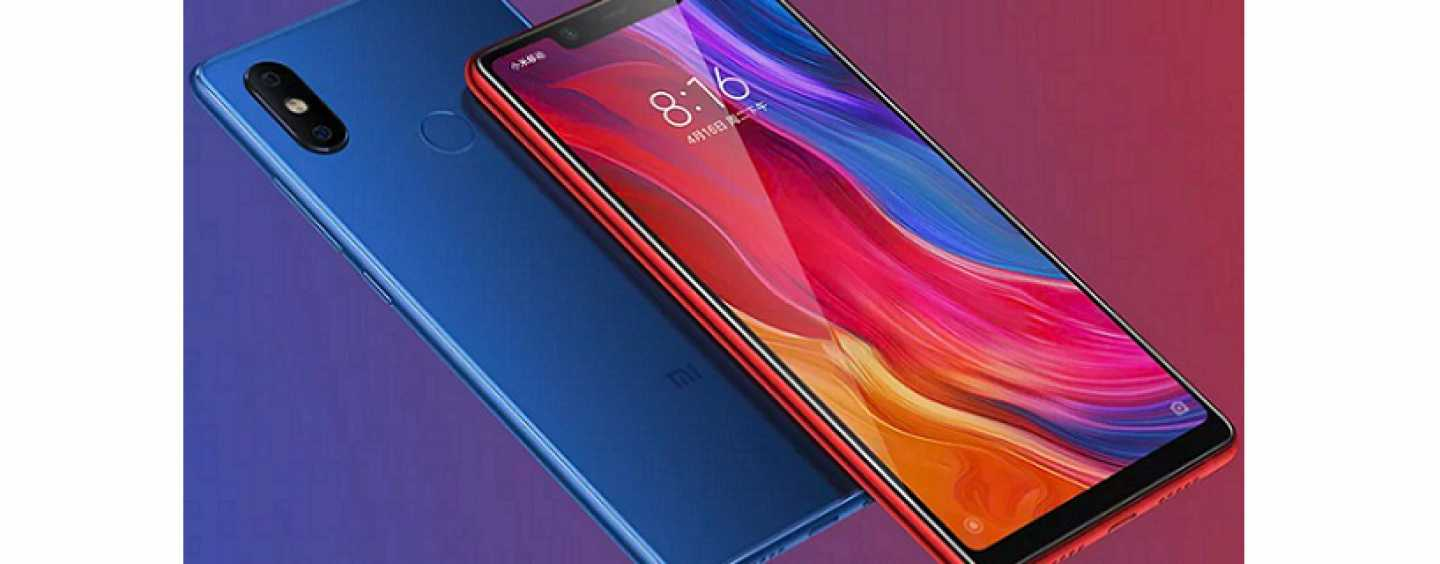 Xiaomi Mi 8 Officially Launched in China Along with Mi 8 Explorer
