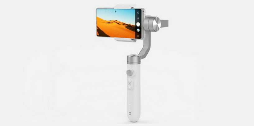 Xiaomi Launches Mijia Gimbal Costing Around Rs.6,300 In China