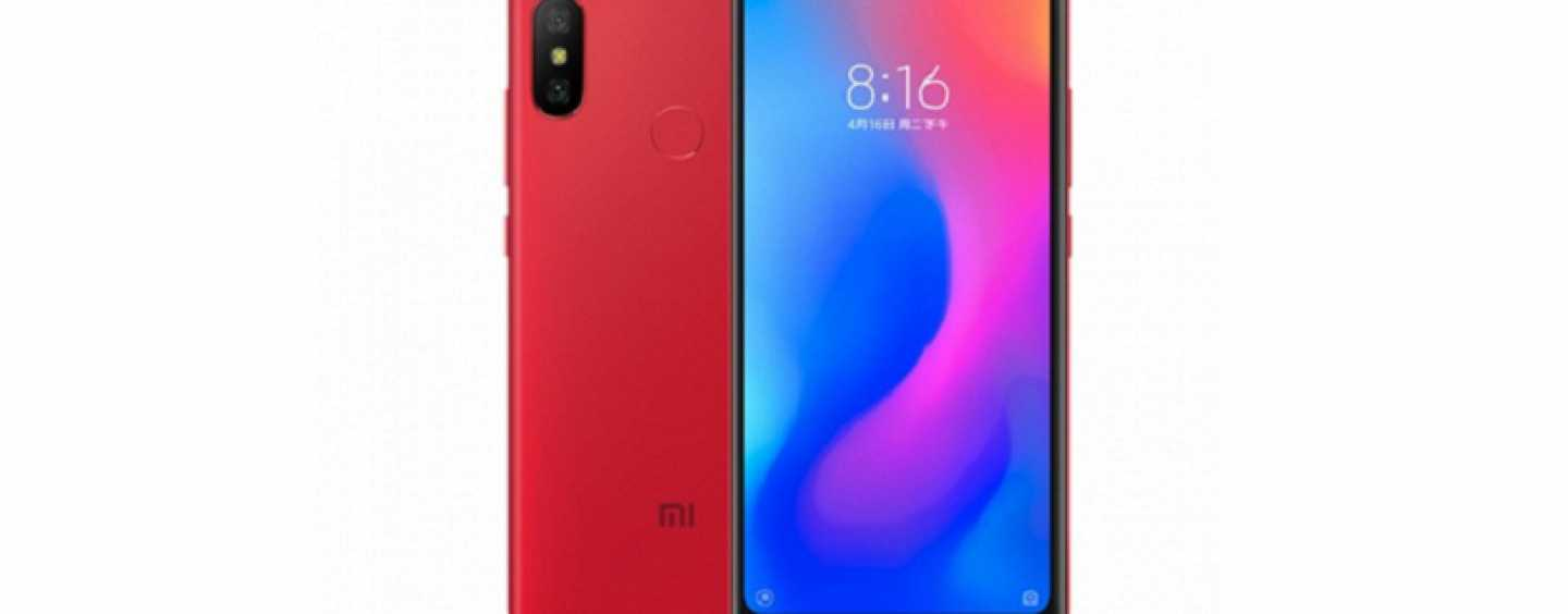 Xiaomi Redmi 6 Pro with 5.84-inch Notched Display Launched in China