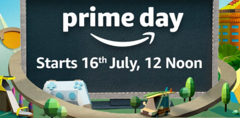 Amazon Prime Day 2018 (India) is on July 16: Here's Everything You Need to Know