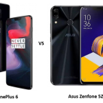 Asus Zenfone 5Z vs OnePlus 6: Price, Features and Specifications Compared