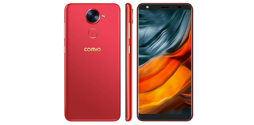 Comio X1 with Face Unlock Feature and Selfie Flash Camera Launched in India at Rs 7,499