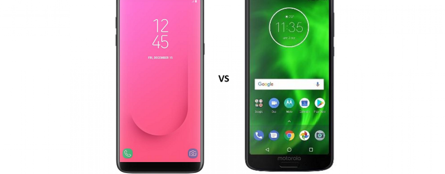 Samsung Galaxy J8 vs Moto G6: Price, Features and Specifications Compared