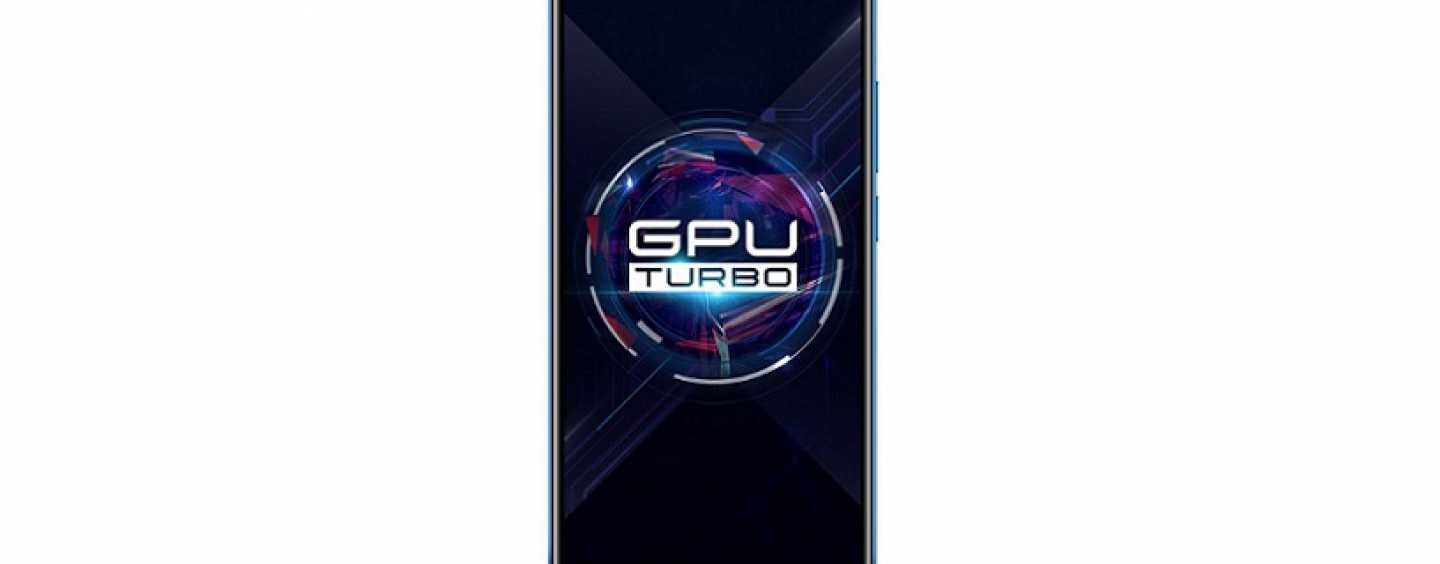 Honor 10 GT with 8GB RAM and GPU Turbo Technology Launched in China