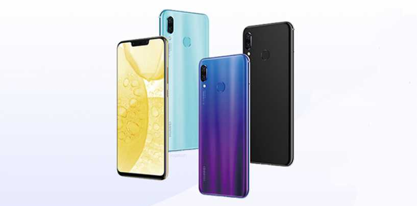 Huawei Nova 3 and 3i Launched In India