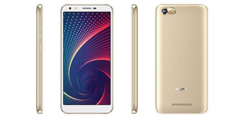 Intex INFIE 3 and INFIE 33 Budget Smartphones with full-view 18:9 Display Launched