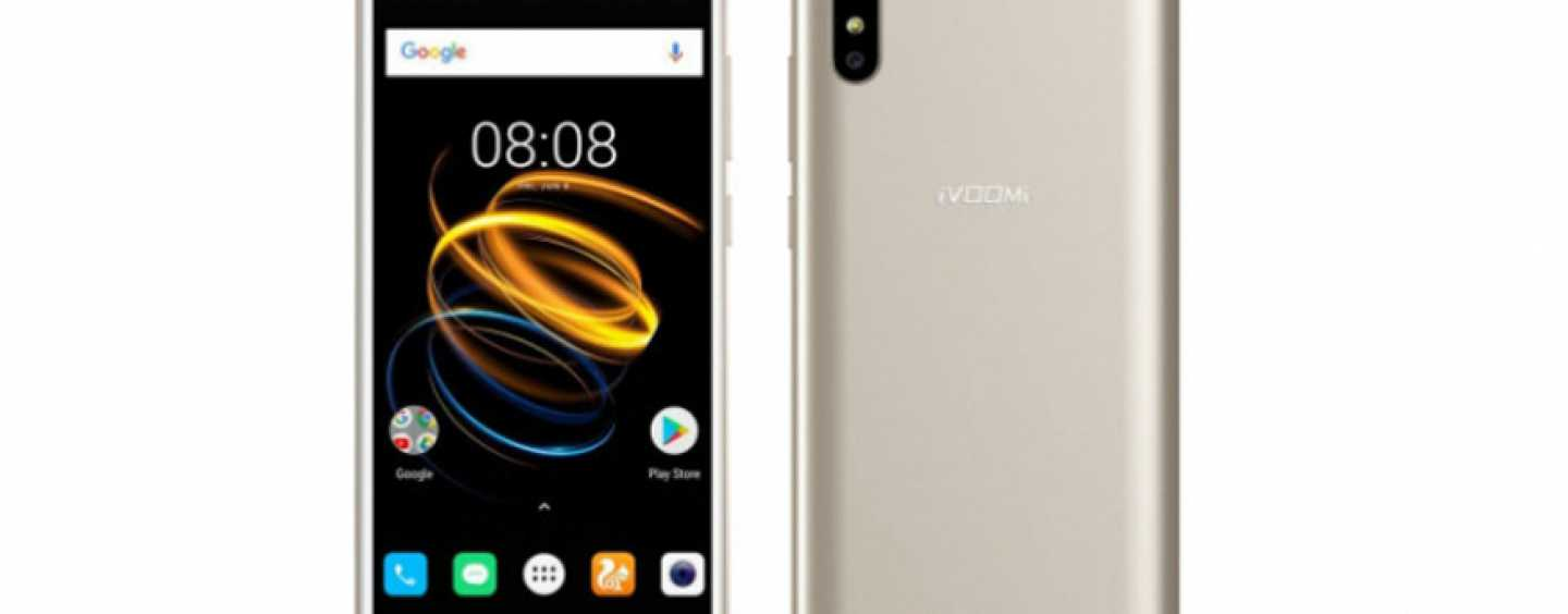 iVOOMi i2 Lite Launched In India At Rs. 6499 With Dual Rear Cameras And Dual 4G VoLTE