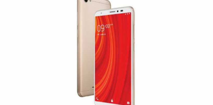 Lava Z61 with 'Sharp Click' Camera Launched in India at Rs. 5750