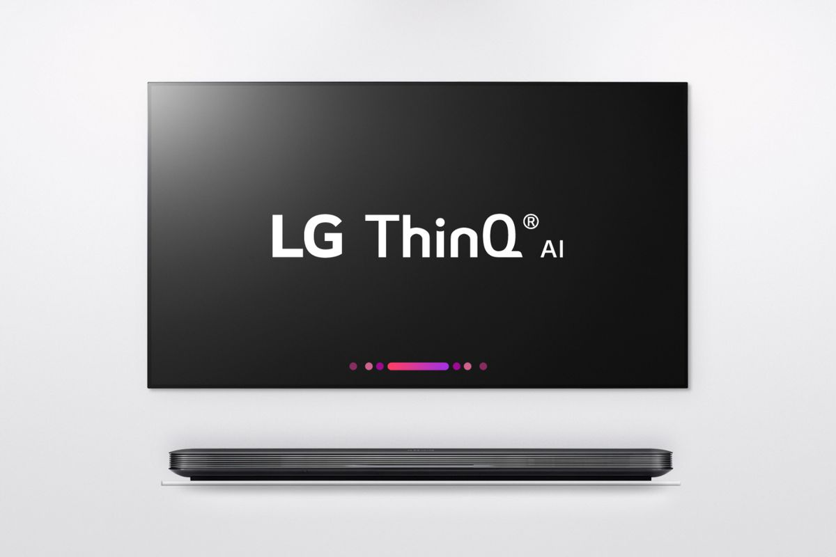 LG Launches Artificial Intelligence Powered Smart TV In India