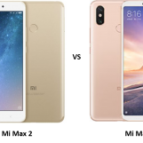 Mi Max 3 vs Mi Max 2: Let us compare the two in order to know What has changed