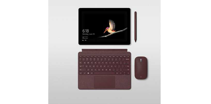Microsoft Surface Go, Laptop-Tablet Hybrid with 10-Inch Display Launched For $399