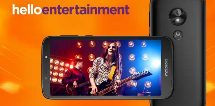 Moto E5 Play (Android Go) Edition with 5.34-inch Display Announced for Europe and Latin America