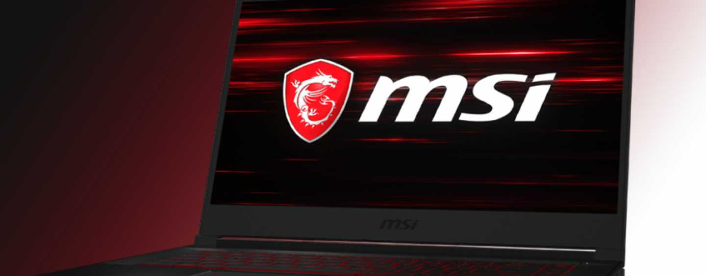 MSI PS42 and MSI GF63 Laptops Powered By Intel I7 Launched In India