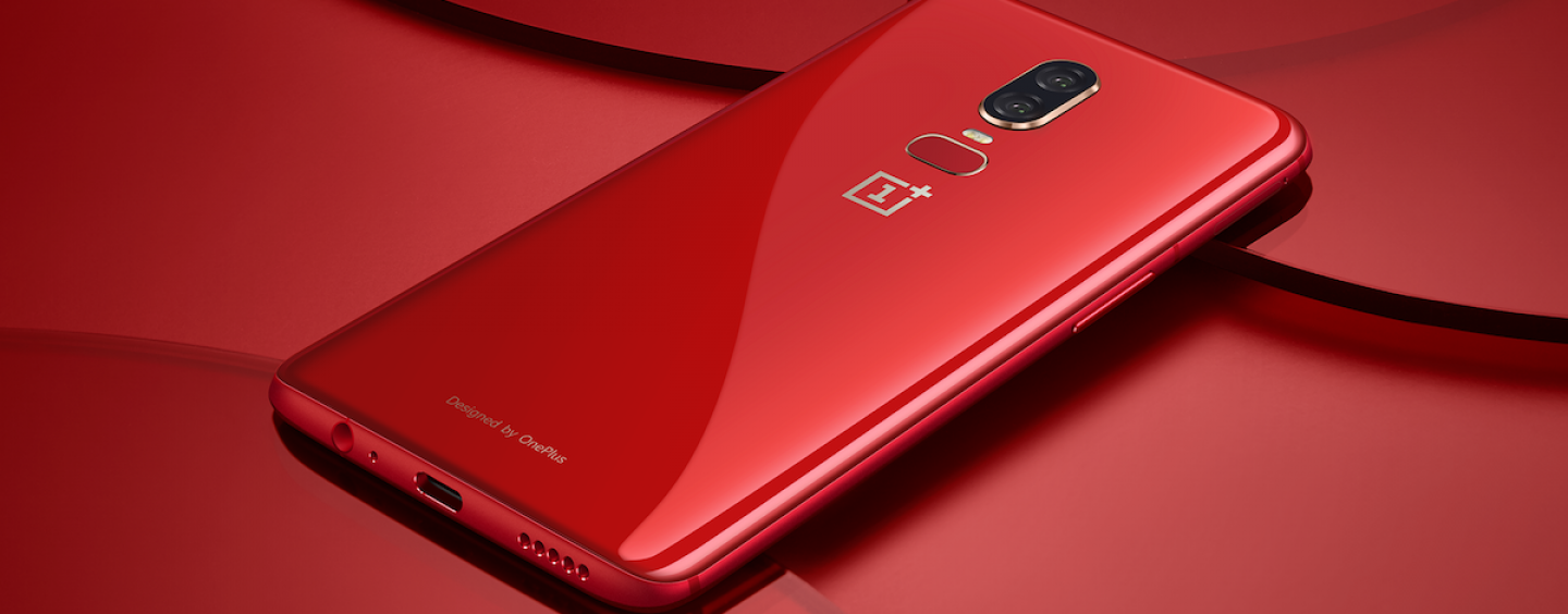 OnePlus 6 Red Edition Unveiled: To Go on Sale Starting from July 16