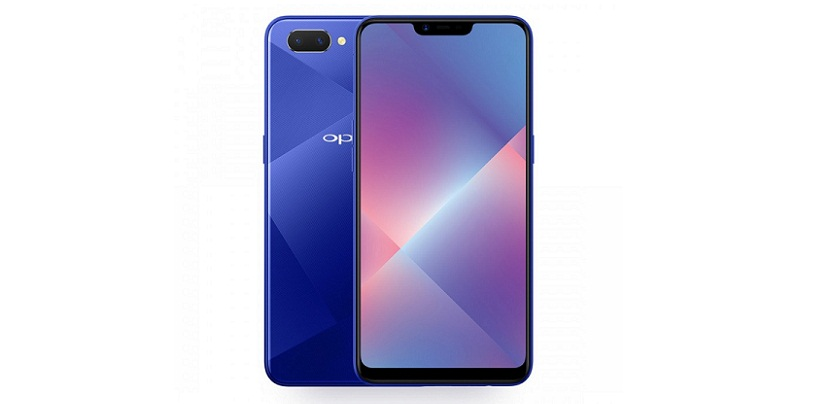 Oppo A3s with 6.2-inch Display and Snapdragon 450 Goes on Sale in India