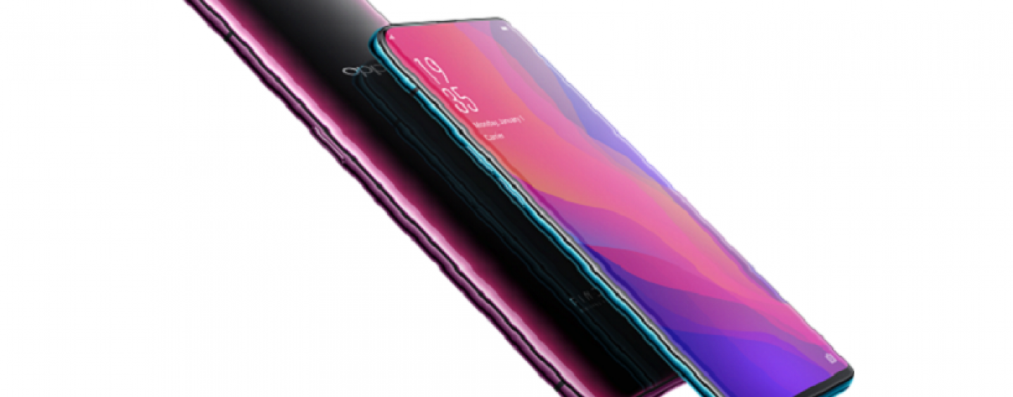 Oppo Find X Launch Confirmed for July 12 In India