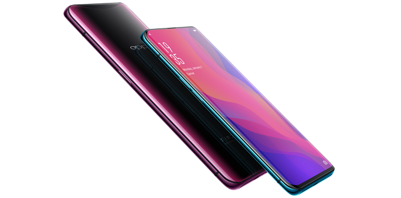 Oppo Find X Launched In India With Motorized Pop Up Camera For Rs. 59,990