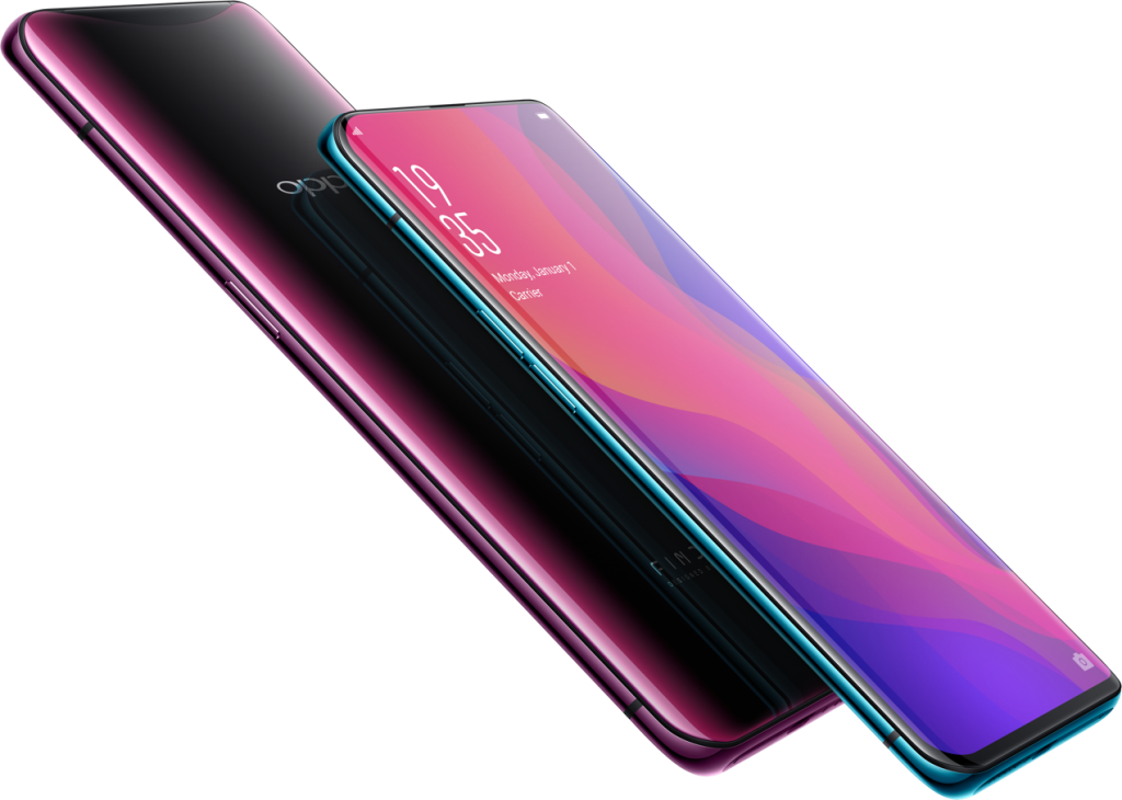 OPPO unveils Find X in India