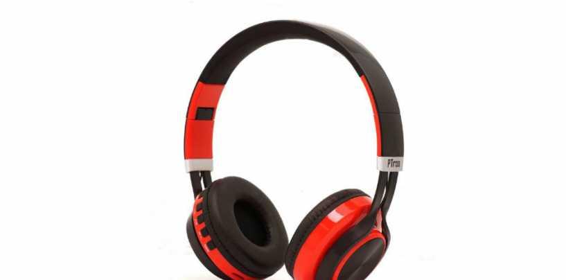 PTron Kicks Bluetooth Headphones Launched