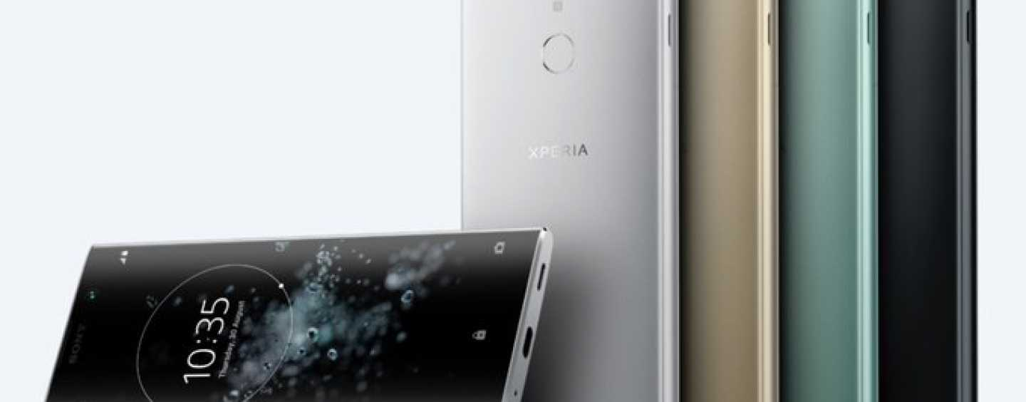 Sony Xperia XA2 Plus Smartphone Announced with Snapdragon 630 and Up to 6GB RAM